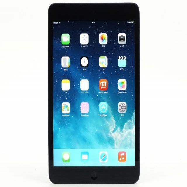 iPad mini Wi-Fi + Cellular 32GB �yau�z MD541J/A�y���������z