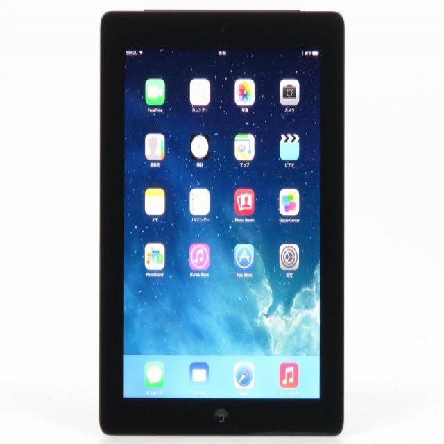 iPad ��4���� Wi-Fi + Cellular �ysoftbank�z MD523J/A�y���������z