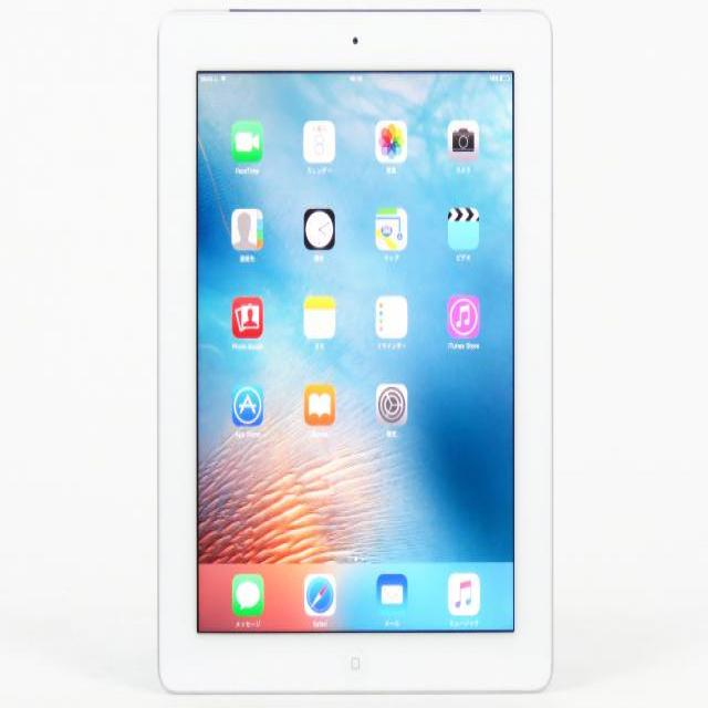 iPad ��4���� Wi-Fi + Cellular �yau�z MD526J/A�y���������z