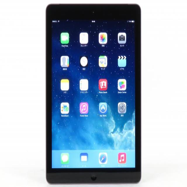 iPad Air Wi-Fi Cellular 16GB スペースグレイ 【softbank】 MD791J/A【送料無料】
