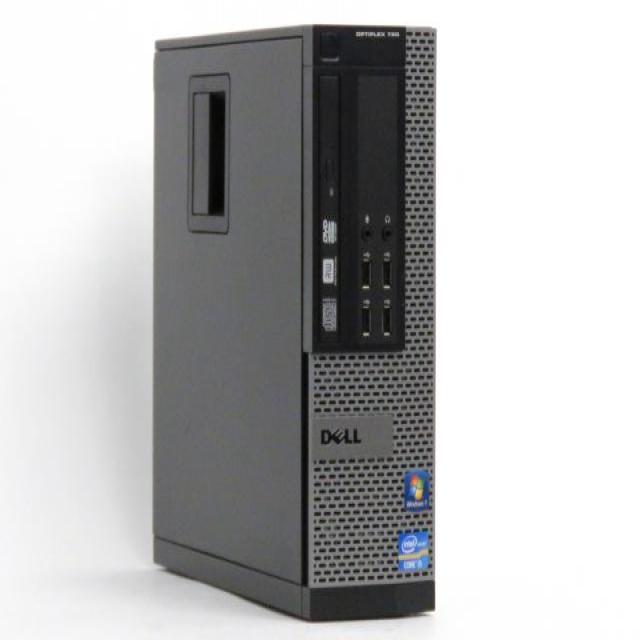 Optiplex 790 Small Form Factor 【中古PC】 D03S【送料無料】