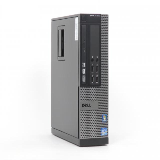 Optiplex 990 Small Form Factor 【中古PC】 D03S【送料無料】