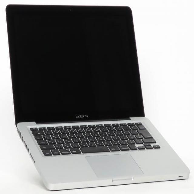 MacBook Pro (13-inch, Mid 2012) 【中古Mac】 MD102J/A【送料無料】