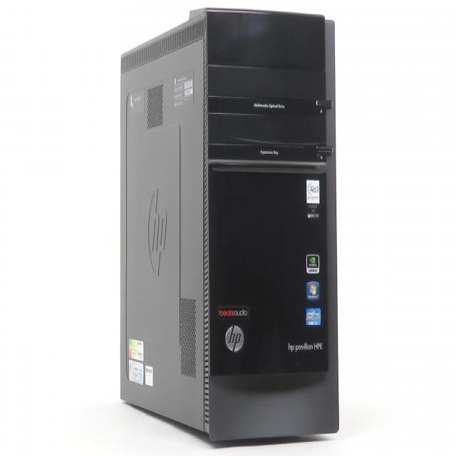 Pavilion Desktop PC HPE h8-1360jp/CT 【中古パソコン】 B4Y21AV【送料無料】