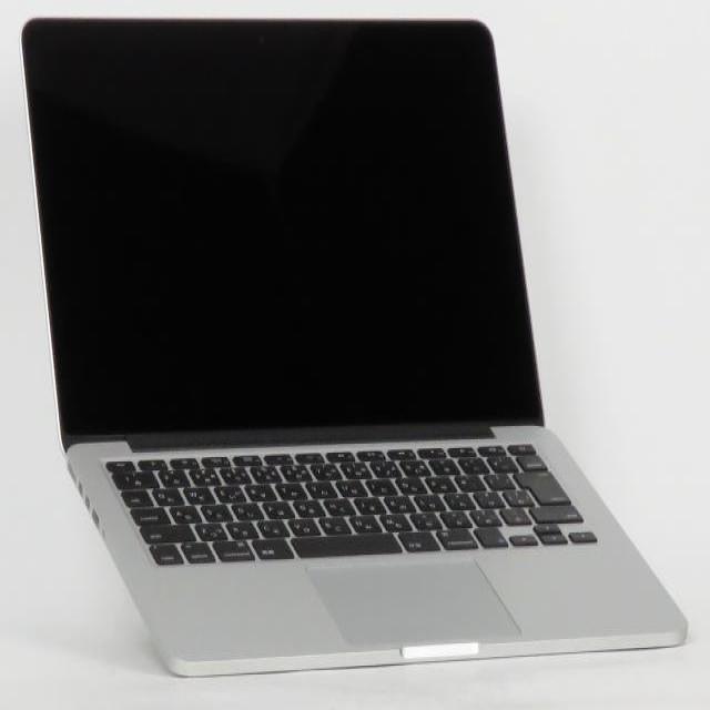 MacBook Pro (Retina, 13-inch, Late 2013) 【中古Mac】 ME866J/A【送料無料】