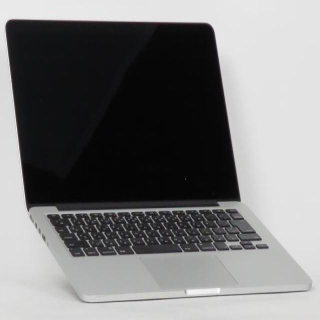 MacBook Pro (Retina, 13-inch, Early 2013) 【中古Mac】 ME662J/A【送料無料】