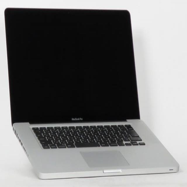 MacBook Pro (15-inch, Mid 2012) 【中古Mac】 MD103J/A【送料無料】