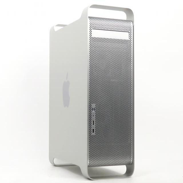 【OS未導入品】 PowerMac G5 (Late 2005) 【中古Mac】 M9591J/A【送料無料】