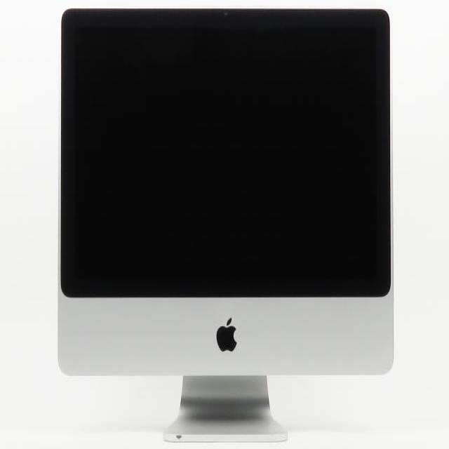 【OS未導入品】 iMac (20-inch, Early 2008) 【中古Mac】 MB323J/A【送料無料】