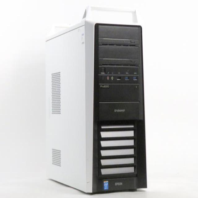 【OS未導入品】Endeavor Pro8000 Pro8000-M【送料無料】
