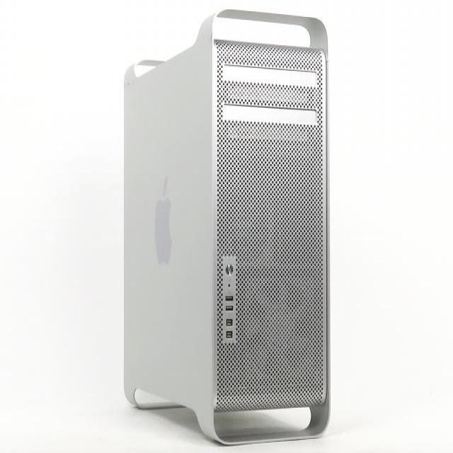 【OS未導入品】Mac Pro (Early 2009) 【中古Mac】 MB535J/A【送料無料】