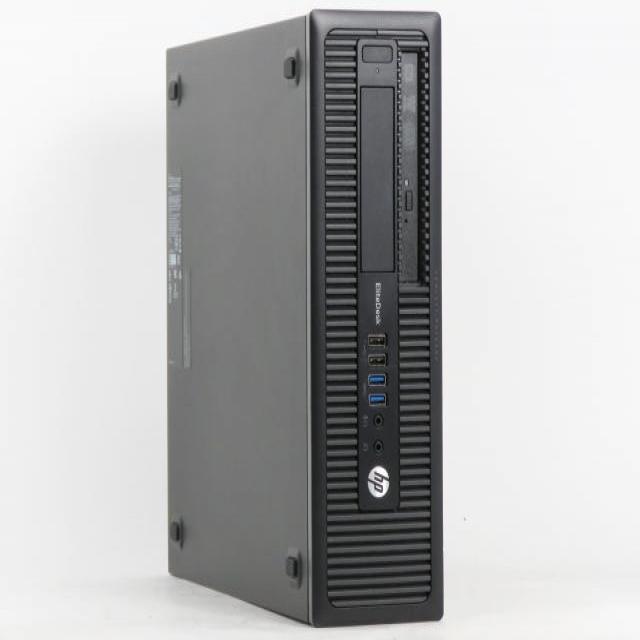 【OS未導入品】 EliteDesk 800 G1 Small Form Factor 【中古パソコン】 C8N26AV【送料無料】