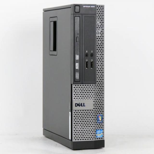 Optiplex 3010 Small Form Factor 【中古パソコン】 D04S【送料無料】