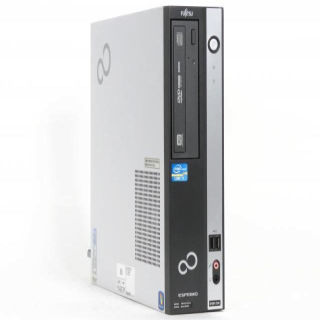 FMV-ESPRIMO D581/DX【中古パソコン】 FMVXDCSL2Z【送料無料】