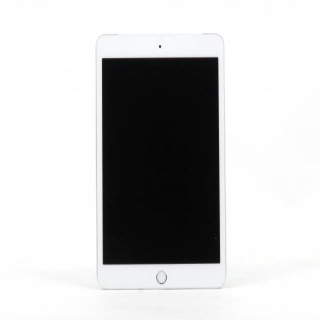 iPad mini 3 Wi-Fi+Cellular 128GB シルバー【au】 MGJ32J/A【送料無料】