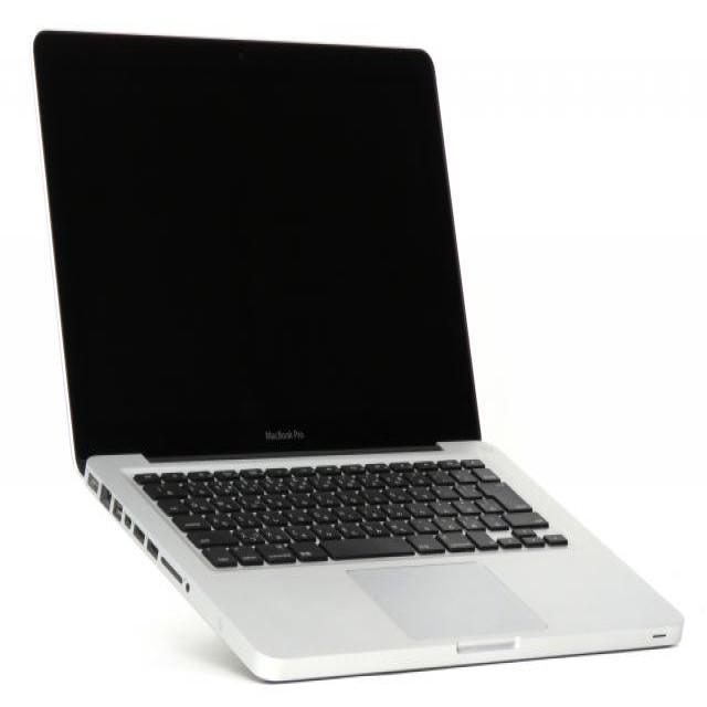 MacBook Pro (13-inch, Mid 2012) MD102J/A【送料無料】