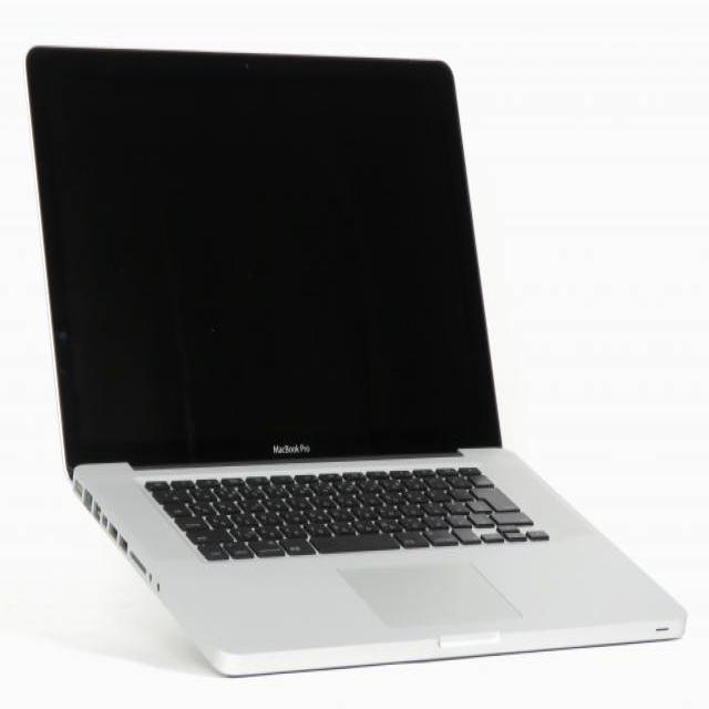 【OS未導入品】MacBook Pro (15-inch, 2.53GHz, Mid 2009) MC118J/A【送料無料】