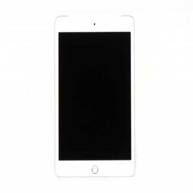 iPad mini 4 Wi-Fi+Cellular 16GB シルバー【au】 MK702【送料無料】